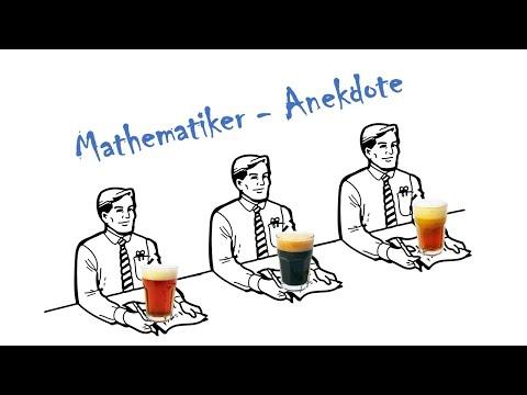 Mathematiker Anekdote