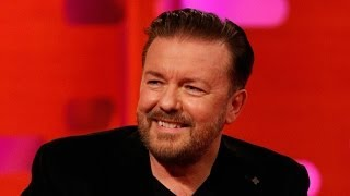 Ricky Gervais chats about 'Derek' - The Graham Norton Show: Episode 3 Preview - BBC One