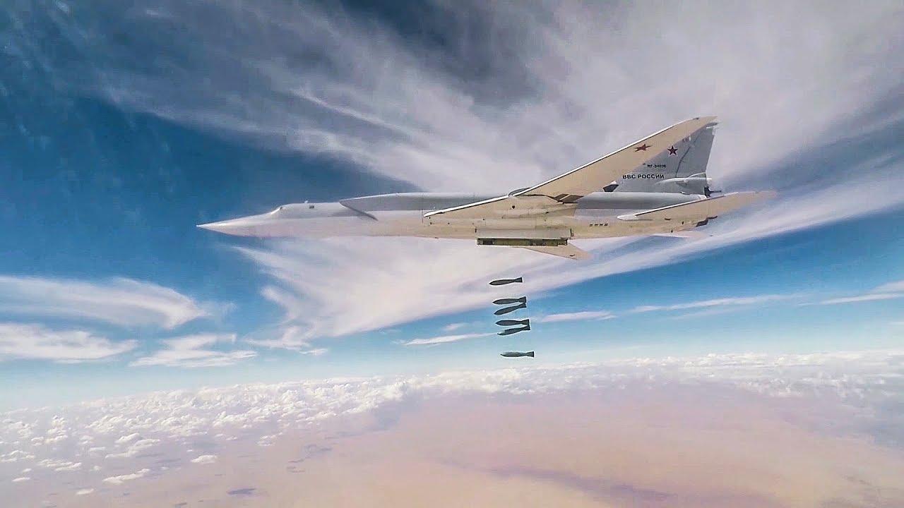 ВКС РФ уничтожили за неделю более тысячи объектов боевиков в Сирии