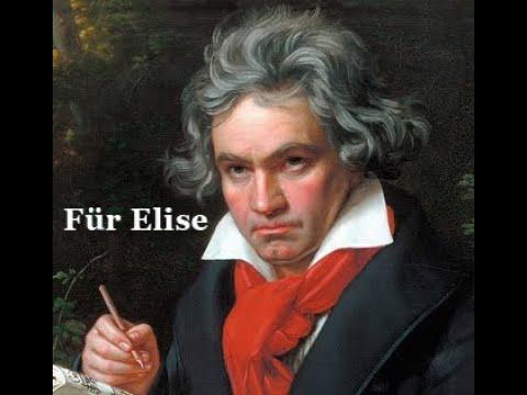 Beethoven's Für Elise (Trance Remix) Music Video