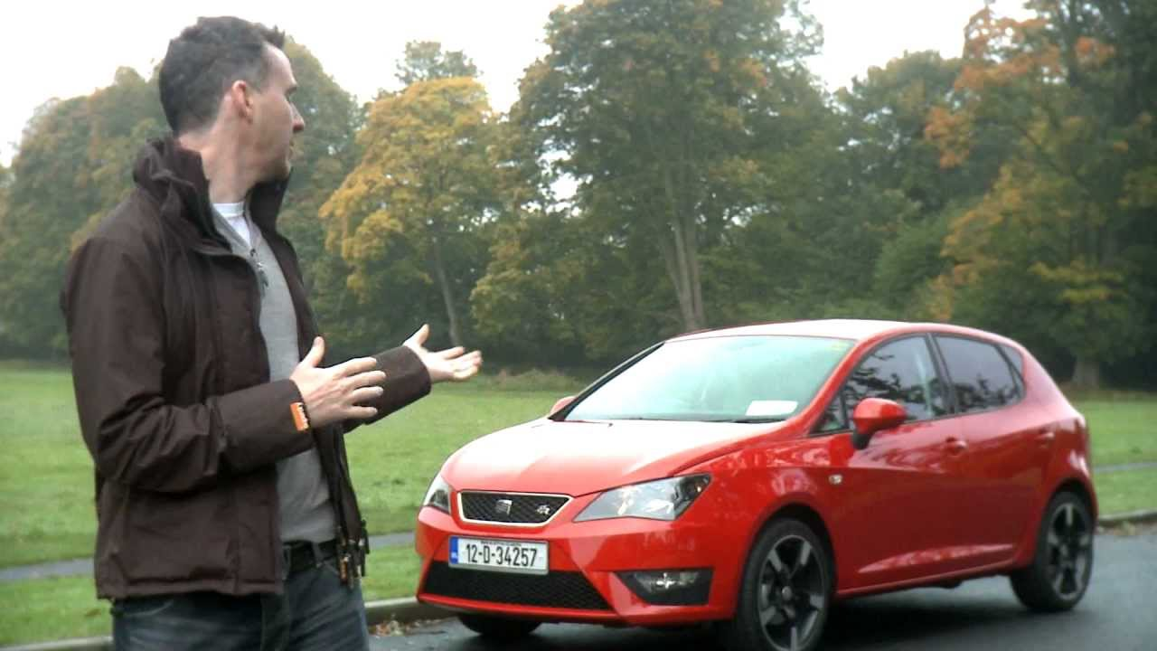 2012 seat ibiza fr 1 2 tsi petrol fueled ie youtube. Black Bedroom Furniture Sets. Home Design Ideas