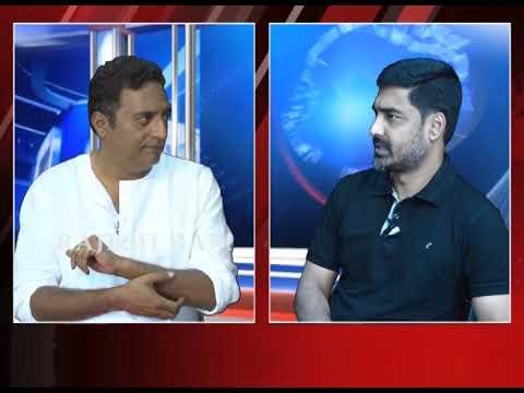 Prakashrai sir TV channel interview part-1 with Deepak