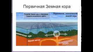 Строение литосферы и рельеф Земли