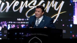 World Conference 2017 - Pastor Sonny Arguinzoni Jr.