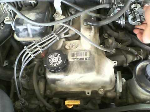 1997 Toyota 4runner Iac Valve Problems Part 2 Youtube