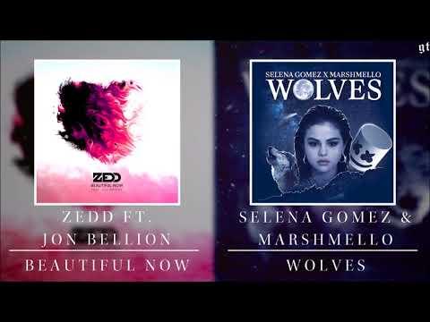 Selena Gomez X Marshmello & Zedd Ft. Jon Bellion - Wolves (Mashup)