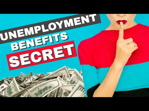 The Unemployment Benefits Secret - Why It Pays To Stay Unemployed