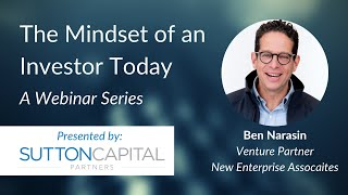 The Mindset of an Investor Today: Ben Narasin