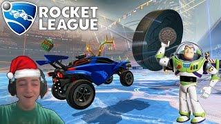Rocket League - פרק 3 - באז ואוראו