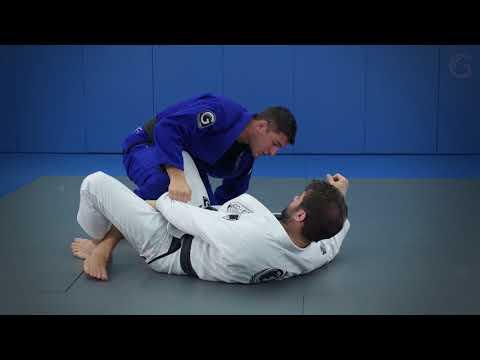 BJJ: A trap against the knee-slicing pass - Christian Uflacker (Xaropinho)