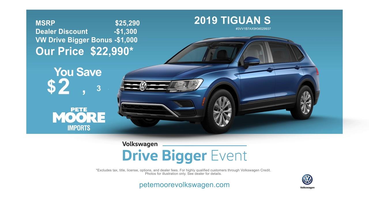 Volkswagen Dealer in Pensacola, FL | Used Cars Pensacola | Pete