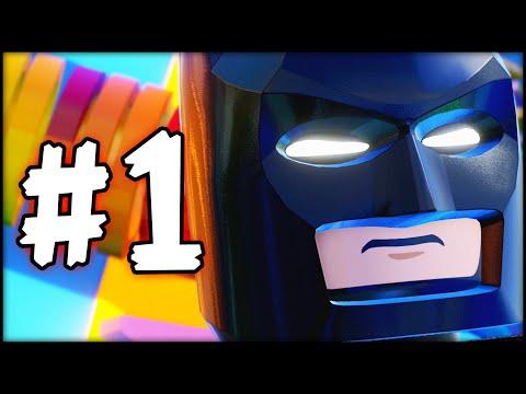 LEGO Dimensions - PART 1 - PROLOGUE! (Gameplay Walkthrough HD)