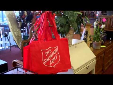 Huntington Beach Family Store Spotlight - The Salvation Army