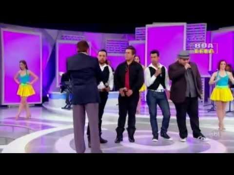 Candidato do Programa Raul Gil Sofre Grave ACIDENTE Antes de Gravação - Raul Gil - 04/04/2012