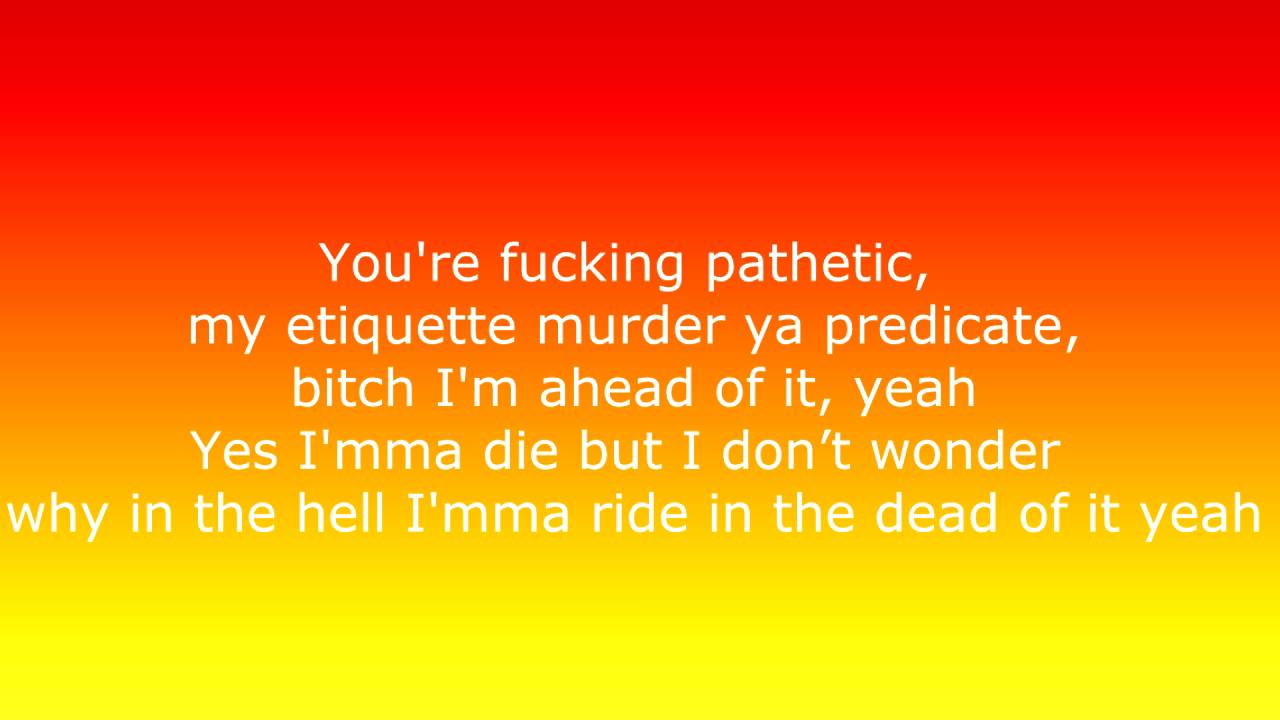 Logic Fade Away lyrics - Desktop Only - YouTube