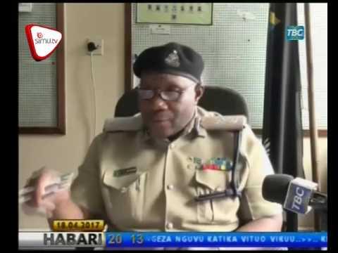 Vituo Vya Polisi Vyafungwa Zanzibar