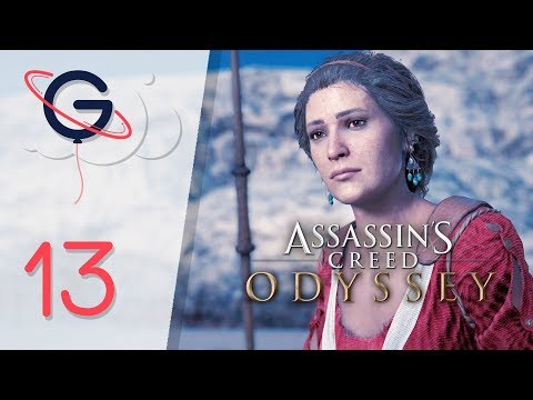 ASSASSIN'S CREED ODYSSEY FR #13 : Maman
