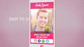 Instasquare Stickers Editor - Android App