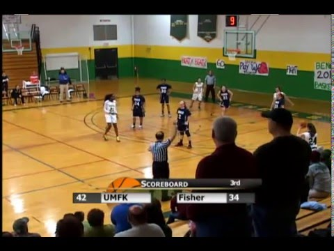 UMFK Women's Basketball vs. Fisher College - February 13, 2016