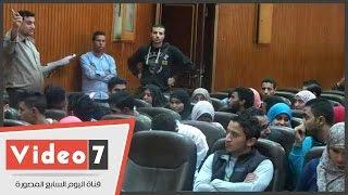 بالفيديو..بدء انتخابات تصعيد رؤساء اتحاد كلية دار العلوم ونوابهم وأمناء اللجان