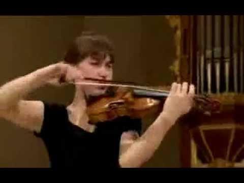 Aleksandra Kuls plays at 14th International Henryk Wieniawski Violin Competition 2011 (Stage 1)