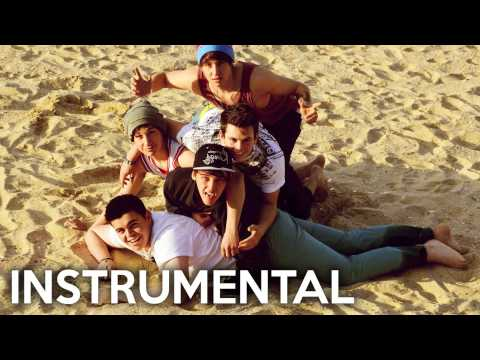 The Janoskians - Real Girls Eat Cake (Instrumental & Lyrics)