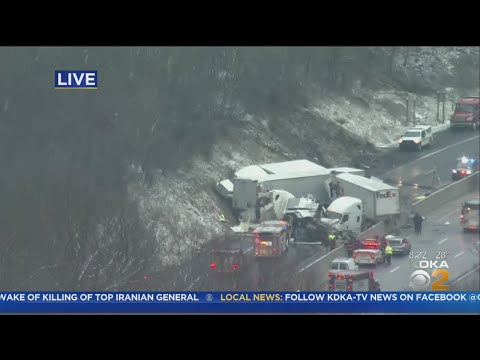 Tyson - UPDATE: PA Turnpike Reopens After Fatal Crash Involving Multiple Vehicles