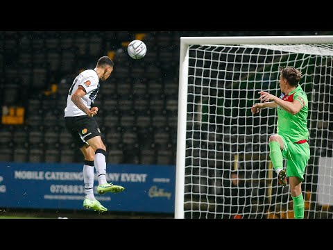 Notts County Tamworth Goals And Highlights