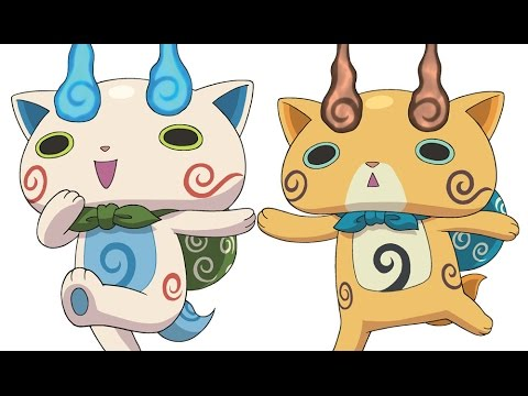 妖怪ウォッチ プラモデル Bigりコマさんbigりコマじろう発売決定 Yo Kai Watch