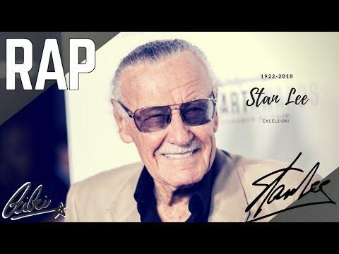 Rap De Stan Lee EN ESPAÑOL || Frikirap || CriCri :D