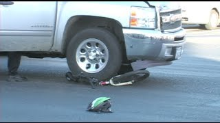 Boy On A Bicycle Hit By Pickup Truck In Modesto, California - Modesto News