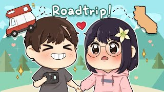 WE'RE DATING NOW, RIGHT?! Ft. Michael Reeves - Road Trip | Crunchyroll Awards