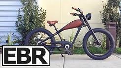 CIVI BIKES Cheetah Video Review - $2.3k Motorcycle Inspired Electric Bike Design, Powerful & Fast
