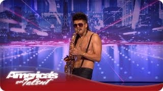 Sexy Sax Man - America's Got Talent Audition Season 7