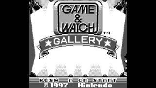 Game & Watch Gallery (GB) - Hard Mode Longplay