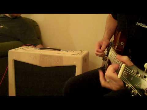Austin Amp Show Nolatone Swamp Tango Demo - Billy Penn 300gu