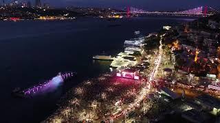 29 Ekim Cumhuriyet Bayramı İstanbul'un her yerinde hissedilecek ve coşkuyla kutlanacak.