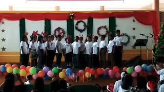 Watch this adorable Choir  of Elementary Students singing Hallelujah
