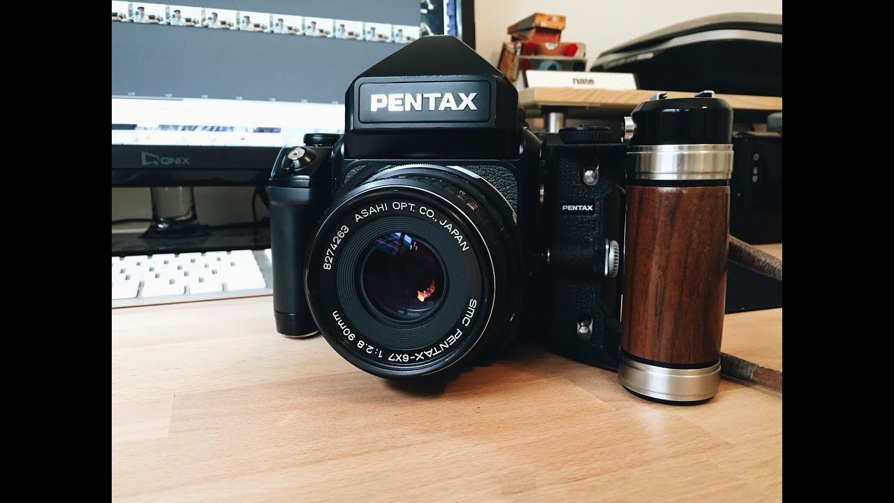 Camera Overview: Pentax 67ii by Nate Matos