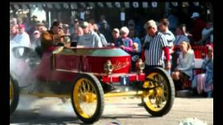 Stanley 3, Fred Marriott, Stanley Rocket Story, Stanley Steam Car History