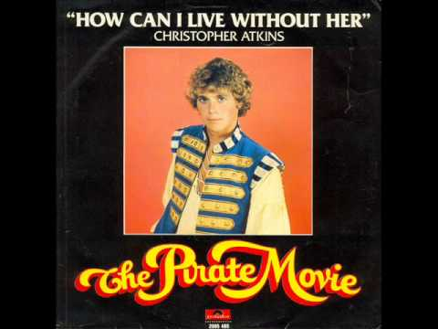 Christopher Atkins - How can I live without her (1982)
