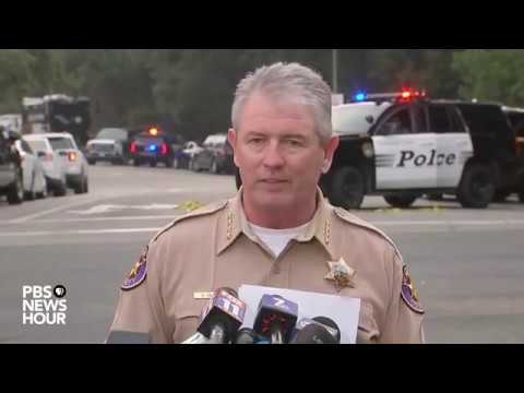 The Ventura County, California, sheriff's office update on the Borderline Bar & Grill shooting