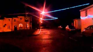 Ballingarry Christmas lights Thumbnail