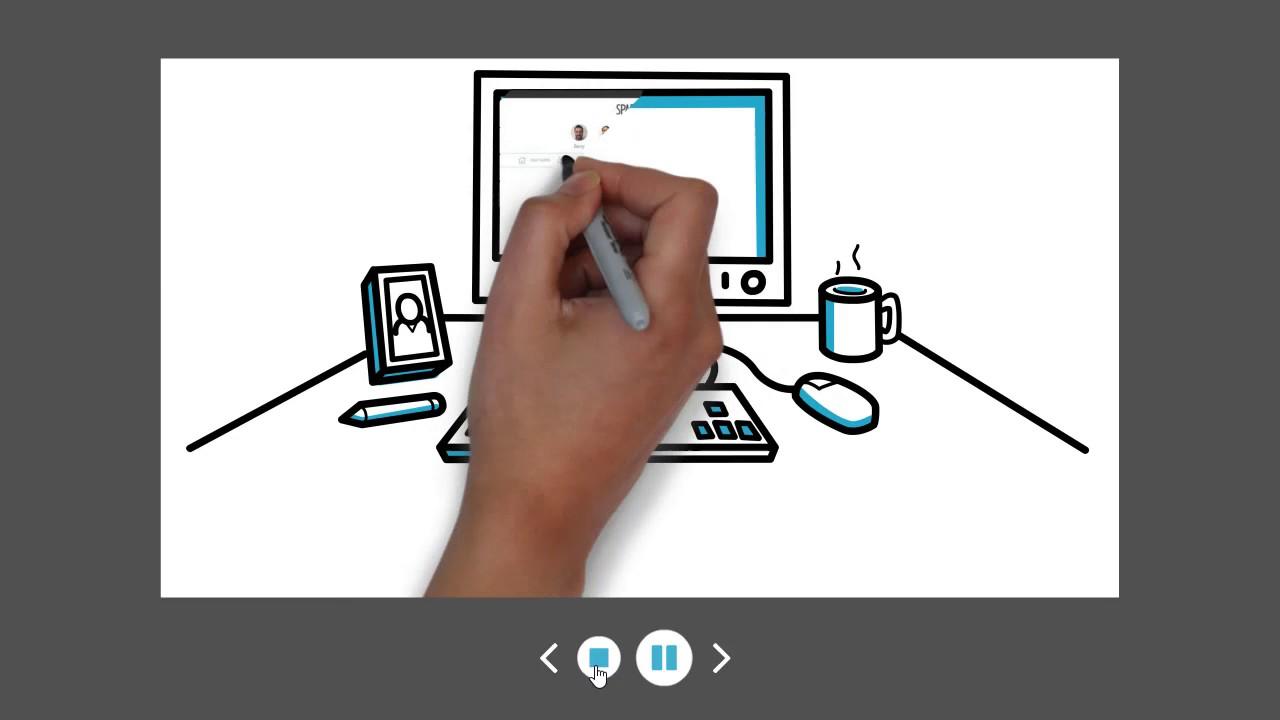 videoscribe add video