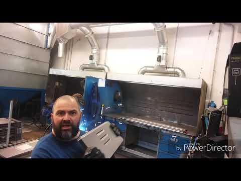 Работа в Чехии сварщиком Mig Mag. Скрытая камера. Реальный темп работы