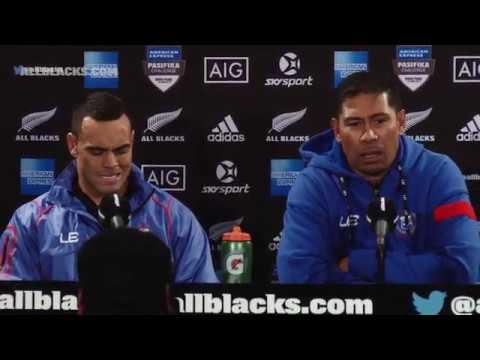 REACTION: Samoa press conference