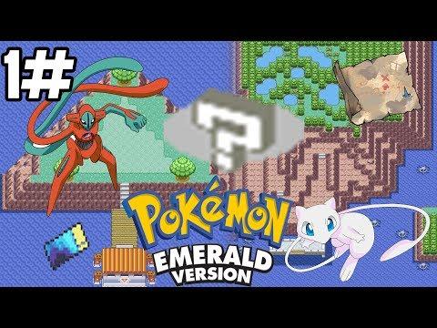 Unlock Faraway Island And Birth Island 1/4: Fast Cloning Glitch   Pokémon Emerald