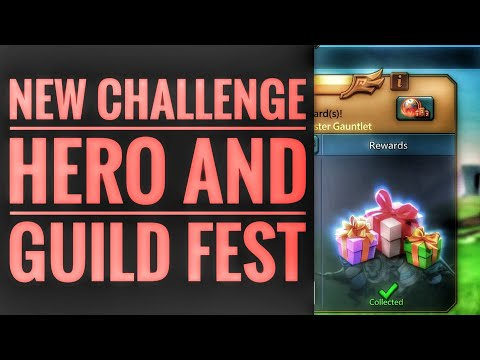 Lords Mobile - Predicting Next Challenge Hero And Guild Fest Rewards