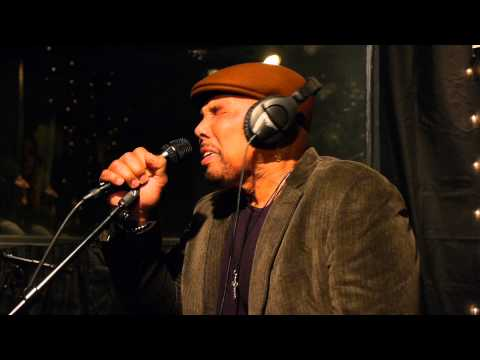 Aaron Neville - Pledging My Love (Live on KEXP)