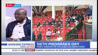 Expectations from Madaraka day 2019 celebrations | Weekend Express